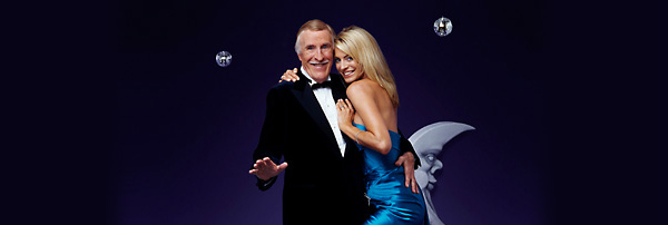 Publicity image for Strictly come dancing
