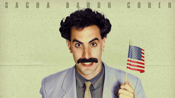 Publicity image for Borat