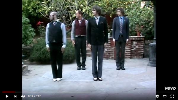Still from an OK Go video