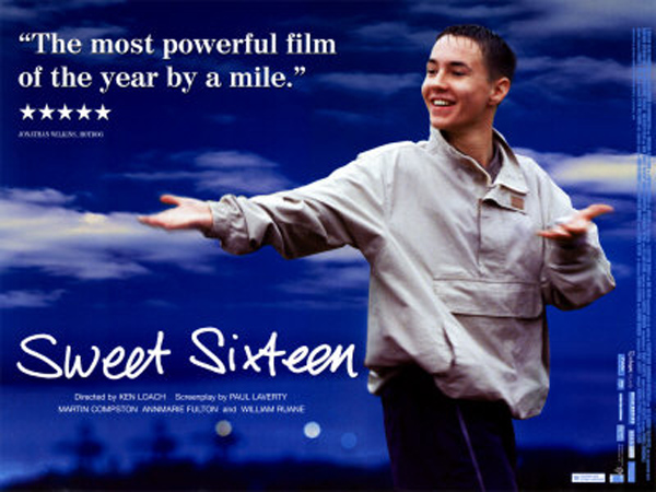 Poster for Sweet Sixteen